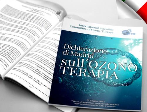 Madrid Declaration on Ozone Therapy translated into Italian